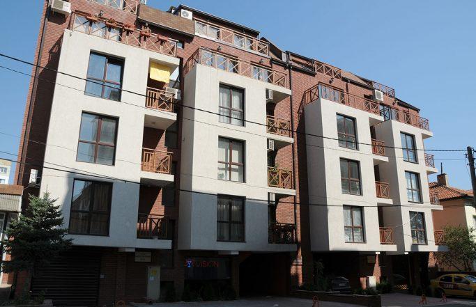 "Building ""Edelvais"" General Popov street Varna"
