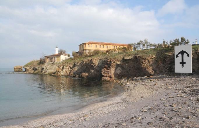 Острове Святой Анастасии