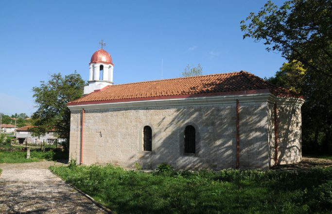 "Restoration of the church ""St Paraskeva"" Dobrotich village"
