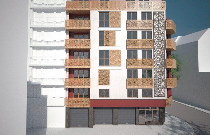 Building Rajko Jinzifov str. 22