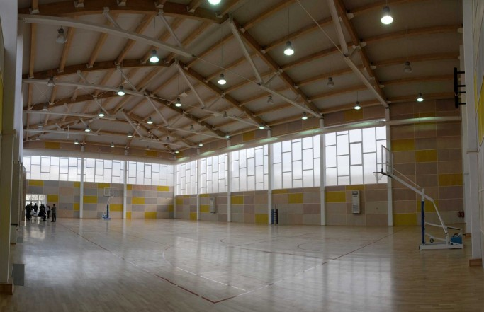 School sports hall Elin Pelin