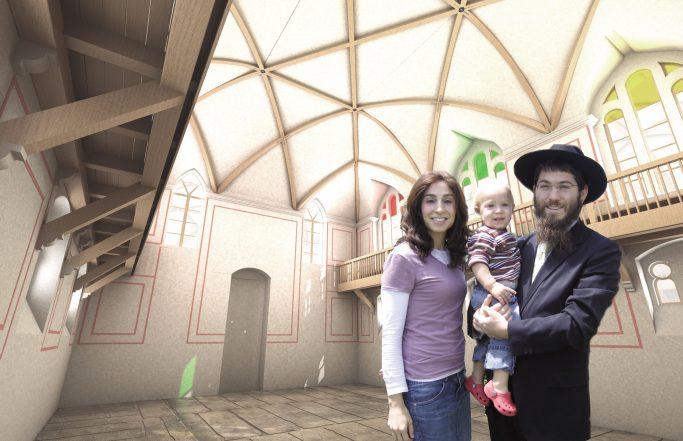 Sephardic synagogue Varna – restoration