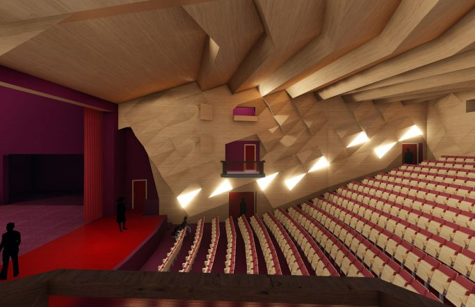 "Renovation of Theater ""Sava Dobroplodni"" Silistra"