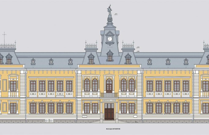 Restoration of the Art Gallery Silistra